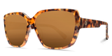 Electric Honey Bee Rose Tort OHM Bronze Lens Sunglasses - SURF WORLD Fort Lauderdale Florida