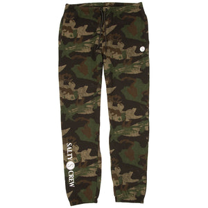 Salty Crew Slow Roll Sweatpant -  Camo