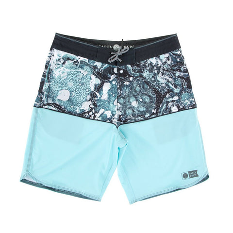 Salty Crew Crustacea Boardshorts - Mint