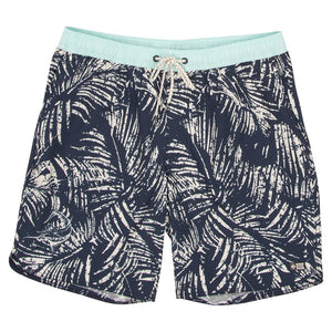 SALTY CREW WEATHERED ELASTIC BOARDSHORT - NAVY