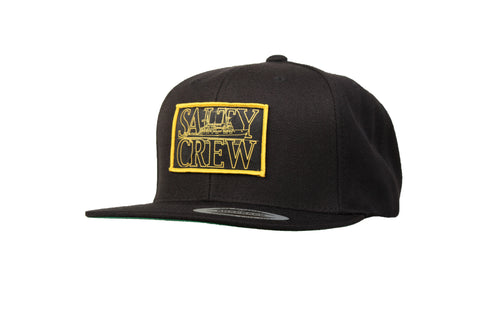 Salty Crew Rigged Mens Snapback Hat