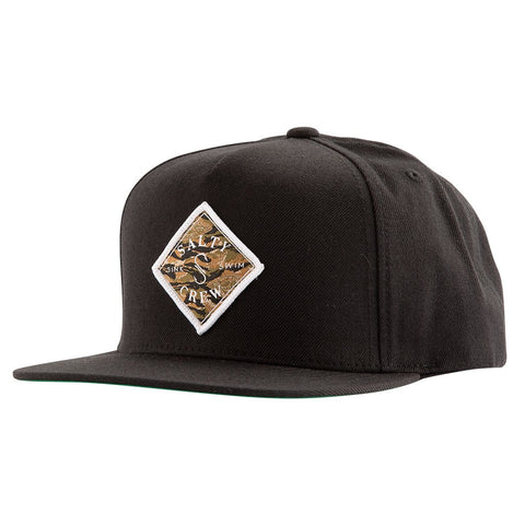 Salty Crew Tippet Cover Up Hat - Black