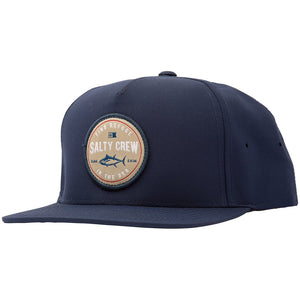 Salty Crew Harbor 5 Panel Hat