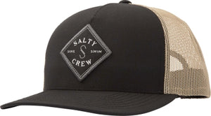 Salty Crew Sea Line Retro Trucker