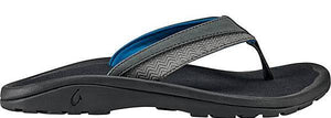 Olukai Ohana Koa Mens Sandal - Dark Shadow Dark Shadow SURF WORLD