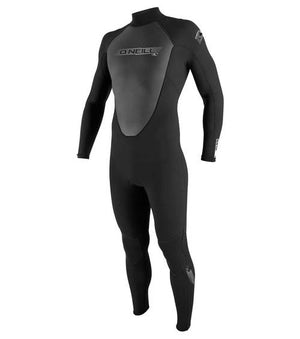 Oneill Reactor 3/2 mm Fullsuit Wetsuit - BlK SURF WORLD
