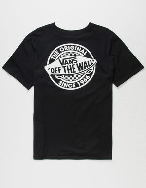 VANS Authentic OTW Mens T-Shirt - Black