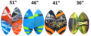 "Apex 46"" Avac Skimboard -AST Colors SURF WORLD"