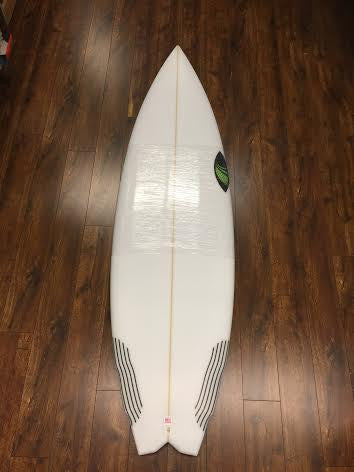 Sharp Eye Disco Tech 5'9 FCS II Surfboard 39471 - SURF WORLD Florida