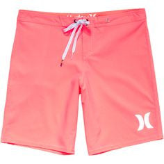 Hurley Womens Phantom Boardshorts Hot Pink GBS0000280 HPK - SURF WORLD Florida