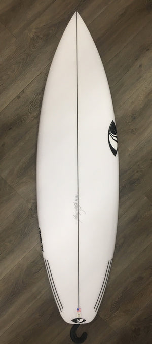 "Sharp Eye Disco Surfboard - 5'10"" x 19.5 x 2.5 x 30 Liters SURF WORLD"
