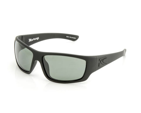 Carve Moray Floating Polarized Sunglasses - Matte Black