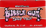 Bubble Gum Tropical Surf Wax