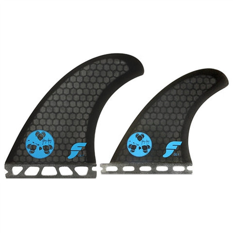 FUTURES FINS Gerry Lopez GL1 2+1 FIN SET SUP - SURF WORLD  - 1