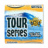 WarmTrop Sticky Bumps Tour Series Tropical Surf WAX SURF WORLD