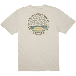 Vissla Early Visions Pocket Tee - Bone SURF WORLD
