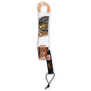 OAM 6' Comp. Hunting Camo Leash  LE10C6HC SURF WORLD