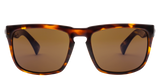 Electric Knoxville Tortoise Polarized 2 Gold Chrome Sunglasses EE11210666 - SURF WORLD Florida