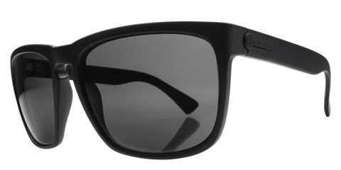 Electric Knoxville XL Matte Black Sunglasses EE11201020 - SURF WORLD  - 1