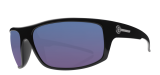 Electric Tech One Gloss Black/ Melanin Blue Polarized 2 Sunglasses EE11601665 - SURF WORLD  - 1