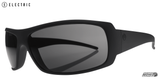 Electric Charge Matte Black Sunglasses EE04101020 - SURF WORLD Florida