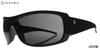Electric Charge XL Gloss Blk Sunglasses EE10401620 SURF WORLD