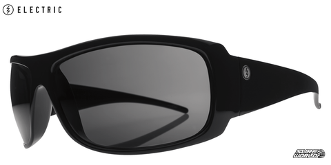 Electric Charge XL Gloss Blk Sunglasses EE10401620 - SURF WORLD Florida