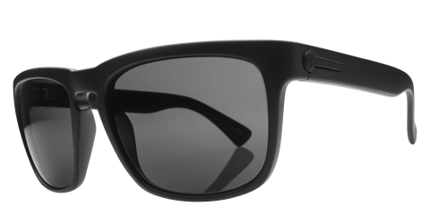 Knoxville Matte Black M1 Grey Polarized Sunglasses EE09001042 - SURF WORLD Florida