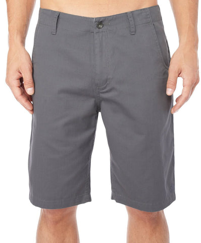Reef Moving On Charcoal Walkshort - SURF WORLD  - 1