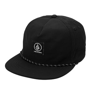 Volcom Box Stone Men's Hat - Black