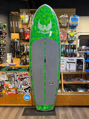 "Steller 9'0 x 33.25"" D Wing Batik Fiber SUP Stand Up Paddle Board 153L"