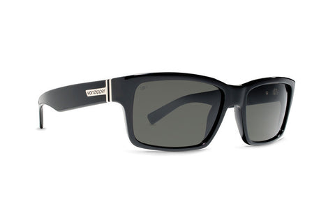 VonZipper Fulton VP3 Polar Black Sunglasses SMPFMFUL - SURF WORLD Florida