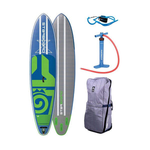 "Starboard Atlas 12' x 33"" Inflatable Zen SUP  2018 SURF WORLD"