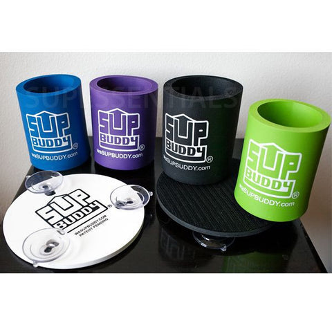 SUP Buddy Black Koozie Sup Things   STKOOZIEBLK - SURF WORLD  - 1