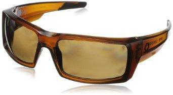 SPY General Brown Ale Happy Lense With Black Mirror Sunglasses 673038139074 - SURF WORLD Florida