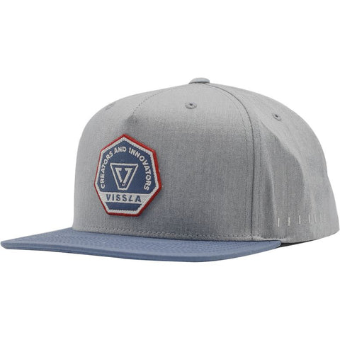 Vissla Belmar Hat - Grey Heather