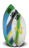 "Zap Medium Wedge Skimboard WG45 - 45"" AST colors - SURF WORLD Fort Lauderdale Florida"