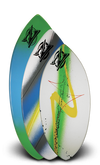 "Zap Medium Wedge Skimboard WG45 - 45"" AST colors SURF WORLD"