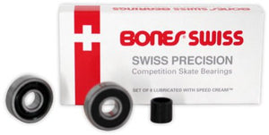 SWISS BONES SINGLE SET BEARINGS 1BBOB4SW0100000 SURF WORLD