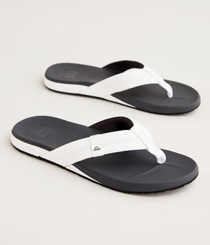 Reef Cushion Bounce Phantom Mens Sandal - White Grey