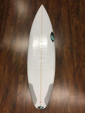 Sharp Eye Holy Toledo 5'10 FCS II Surfboard 39654 - SURF WORLD Florida