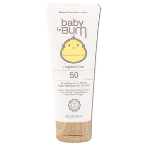 Sun Bum Baby Bum SPF 50 Reef SAFE SURF WORLD