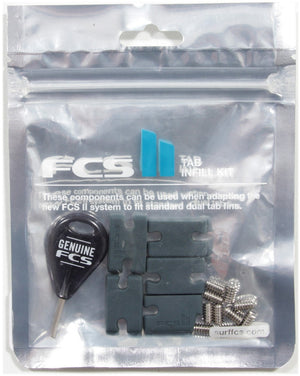 FCS 2 Compatibility Tab infill kit SURF WORLD