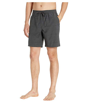 "Vans Range Stripe Mens 18"" Shorts - Grey SURF WORLD"