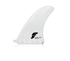 FUTURES FINS Triangle 9.0 White SUP Fin 810030412 - SURF WORLD Florida