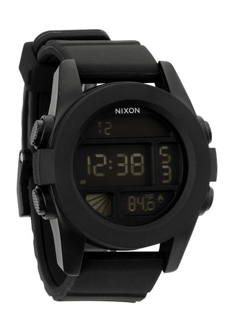 Nixon Unit Black Digital Watch A19700000 - SURF WORLD  - 1