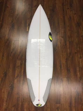 Sharp Eye Holy Toledo 5'11 FCS II Surfboard 39656 - SURF WORLD Florida