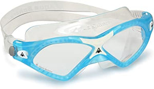 Aqua Sphere Seal XP2 Swimming Goggles - Aqua/White - Clear Lens