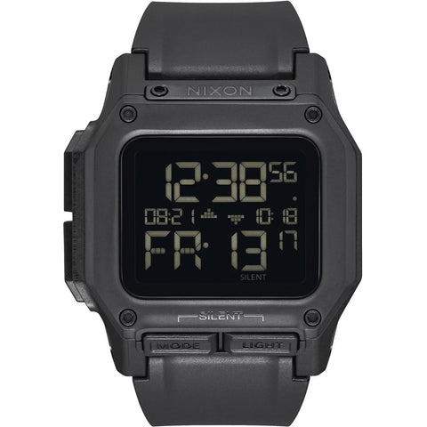 Nixon Regulus Digital Watch - All Black