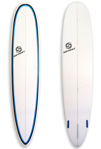Skinner Surfboards 9'0 x 22.75 x 2 7/8 Performance Noserider 70.70 Liters EPS Epoxy - SURF WORLD  - 1